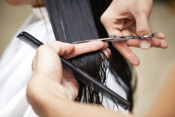 Haircuts and styles - salon service
